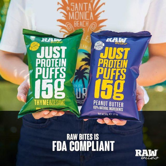 Raw Bites is FDA Compliant