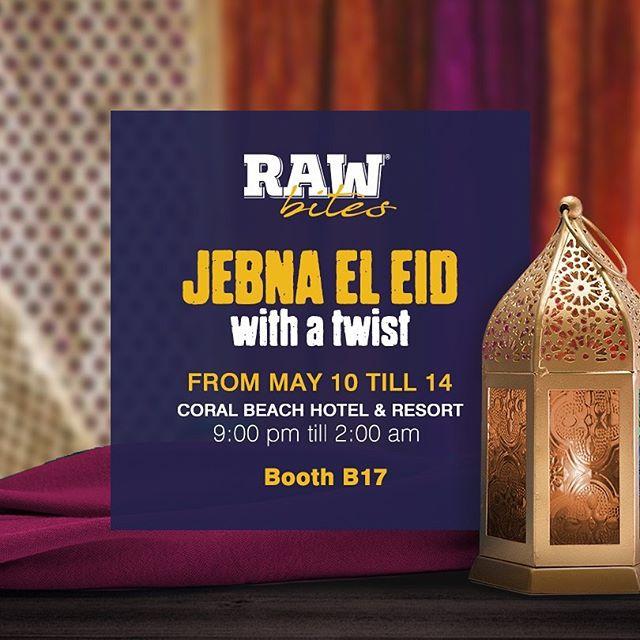 Jebna El Eid with a twist
