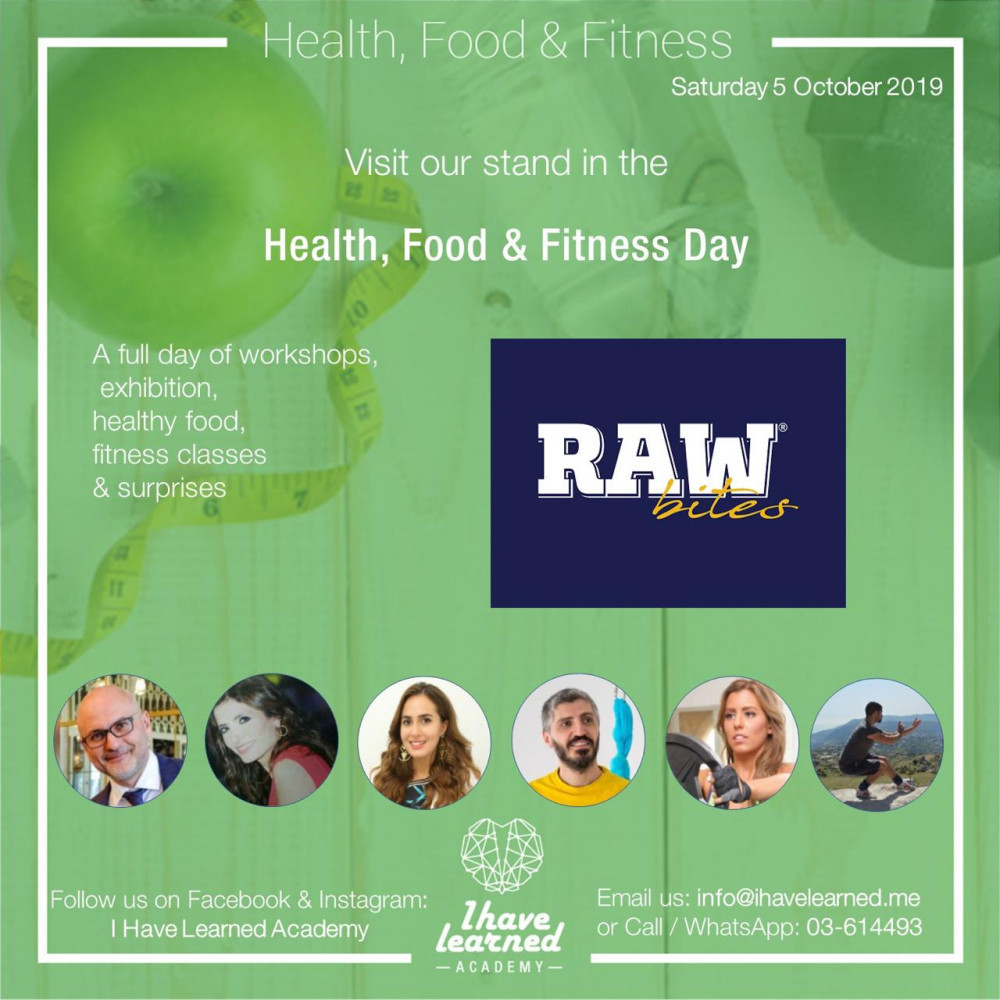 Health, Food, & fitness Day